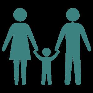 Famiglia con minore