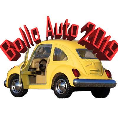 Bollo Auto 2019